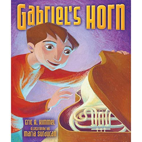 Gabriel's Horn audiobook cover art