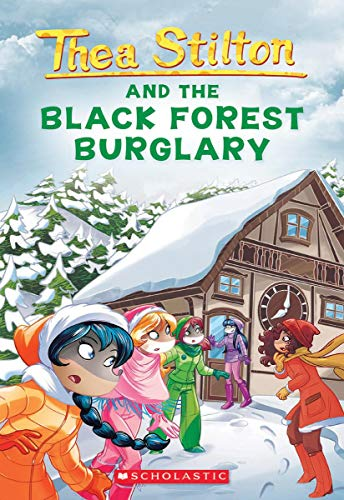 Black Forest Burglary