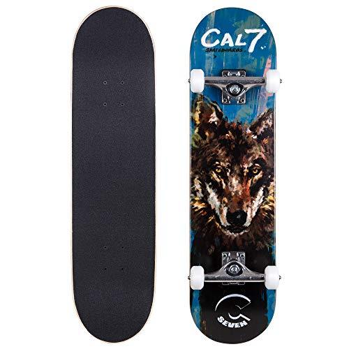 INDEPENDENT Cal 7 Skateboard Combo Trucks con Hardware Nero 2,5 cm