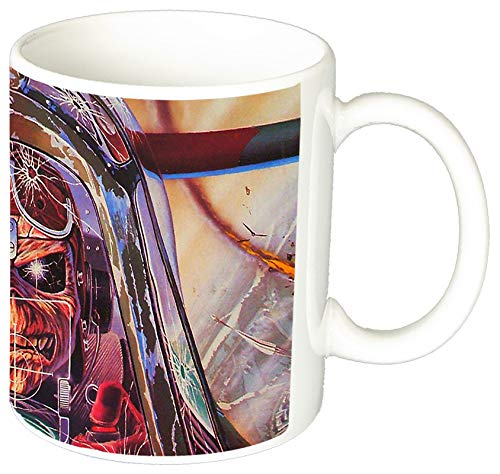Iron Maiden Aces High Tasse Mug