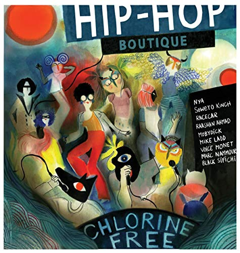 Hip hop boutique (vinyl) [Vinilo]