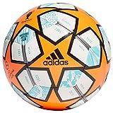 adidas Finale CLB Balón, Hombre, Blanco/Narsol/Panton/HIEMET (Multicolor), 5