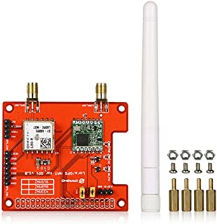 Long Distance Wireless 915 Mhz Lora and GPS Expansion Board for Raspberry Pi
