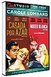 Doble sesión Carole Lombard - Casada por Azar + Mujer Blanca [DVD]...