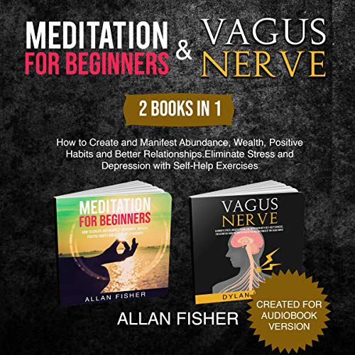 Meditation for Beginners and Vagus Nerve cover art