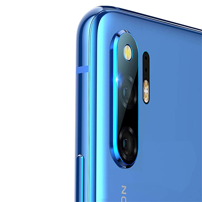 for Huawei P30 Pro 6.47inch Camera Lens Screen Protector,TOTGO Back Camera Lens Fibre Glass Rear Ultra Slim Thickness Anti-Scratch HD Clear Screen Film Protector for Huawei P30 Pro,2019