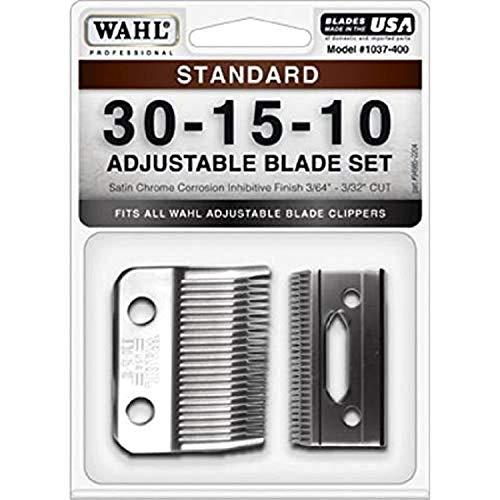 WAHL Multi-Cut Blade Set - Standard - Clear, Unisex, WHL0027