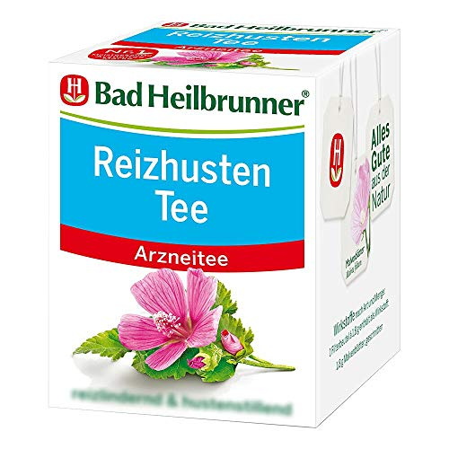 Bad Heilbrunner Reizhusten Tee, 1er Pack