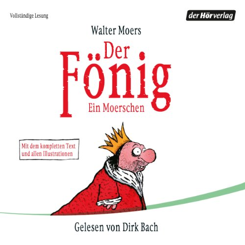 Der Fönig audiobook cover art