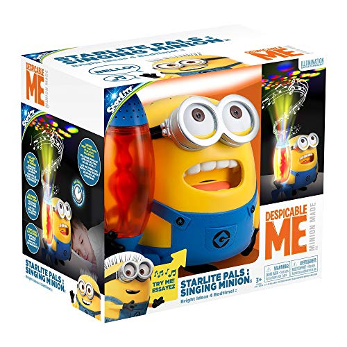 MINIONS proyector, 1 (Toy Partner 40700)