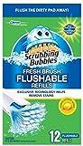 4 Pack-scrubbing Bubbles Fresh Brush...