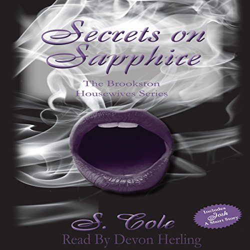 Secrets on Sapphire audiobook cover art