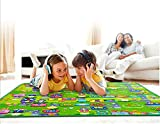 Ozoy Baby Mats Waterproof Play Mat for Kids Extra Large Size Crawl Thick