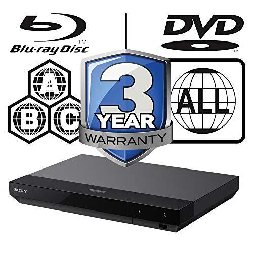 Sony UBP-X500.CEK MULTIREGION 4K Ultra HD Blu-ray ICOS Multi Region All...