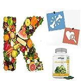 Zoom IMG-1 vitamina k2 mk7 menaquinone integratore