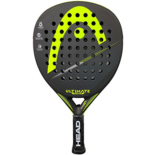 Head Pala de Padel Ultimate Power Yellow 2018