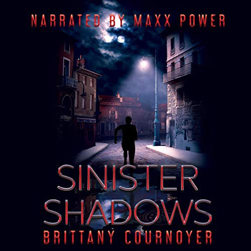 Sinister Shadows audiobook cover art