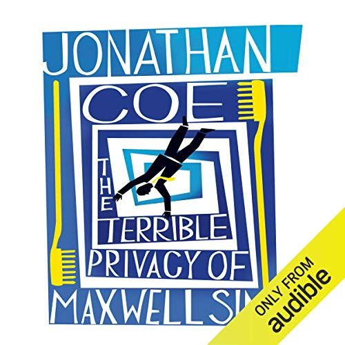 Couverture de The Terrible Privacy of Maxwell Sim