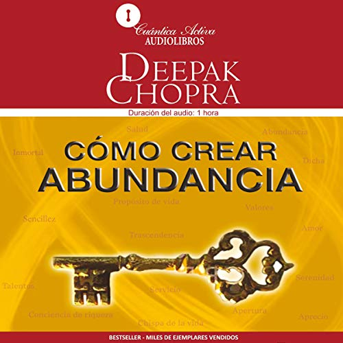 Cómo Crear Abundancia [Creating Affluence] Titelbild