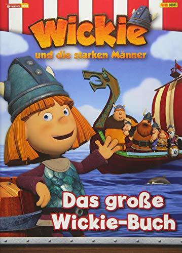 Wickie und die starken Männer: Das große Wickie-Buch