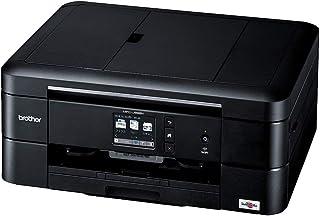(旧モデル) ブラザー プリンター A4 インクジェット複合機 MFC-J898N (FAX/ADF/有線・無線LAN/手差しトレイ/両面印刷/レーベル印刷)