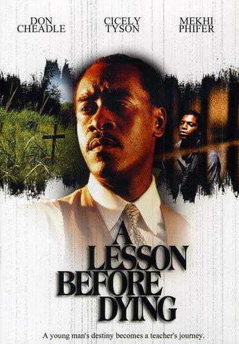 Lesson Before Dying [DVD] [Import]
