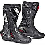 Sidi ST Gore Micro Fibre Motorcycle Boots 45 Black (UK 10.5)