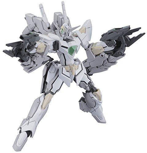 Bandai- Hgbf Gundam Reversible 1/144 57361 Kit di Montaggio, Multicolore, 19759