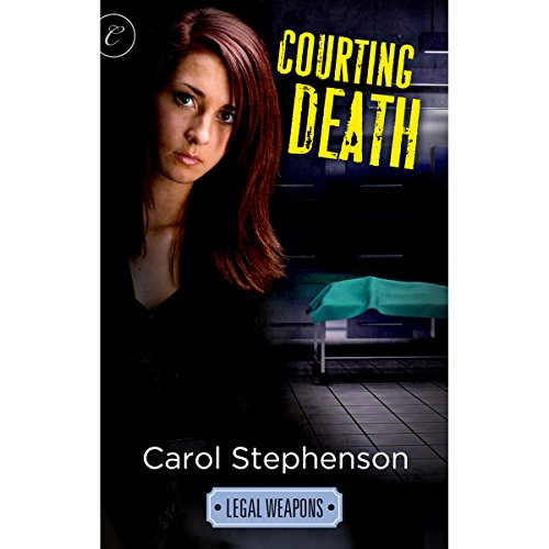 Courting Death audiobook cover art