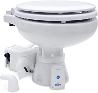 Albin Pump Marine Toilette Standard Electrique Evo Compact Low 12 V