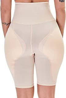 minifaceminigirl Women's Shapewear Butt Lifter Padding Panty Body Shaper Slim Waist Trainer