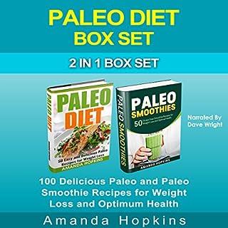 Paleo Diet Box Set audiobook cover art
