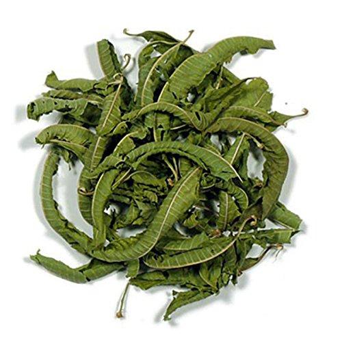 Griechische Zitronenverbene Tee Getrocknet Blätter - Aloysia Citrodora (200g)