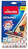 Der Vileda UltraMat 2in1-Ersatzbezug ist der passende Wischbezug für den Flachwischer des Vileda UltraMat-Systems Der Wischbezug von Vileda besteht aus hochwertiger Microfaser und entfernt selbst hartnäckige Verschmutzungen und Flecken rückstandslos ...