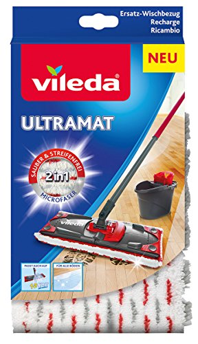 Vileda Ultramat 2in1 vervangende wisovertrek