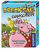 Franckh-Kosmos Drecksau sauschön: Kartenspiel für 2 - 4 Spieler ab 7 Jahren
