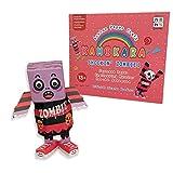 Magnote KAMIKARA Shockin' Zombie by Haruki Nakamura - Japanese Karakuri Circus Origami Paper Craft Kit for Kids and Adults