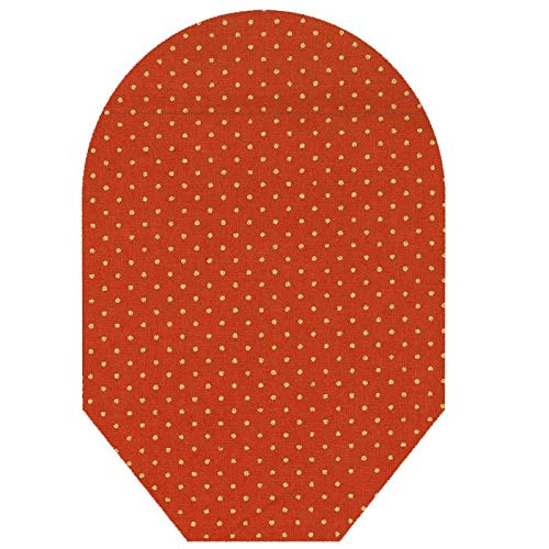 Pumpkin Dots - Closed End Pouch Cover