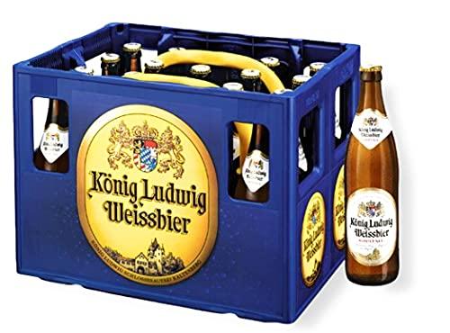 König Ludwig Kristall Weizenbier...