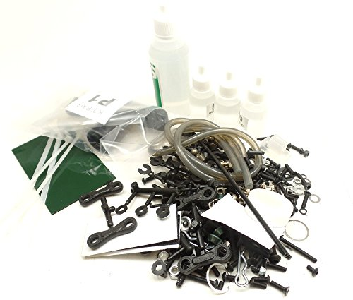 Mugen Seiki 1:8 4WD Buggy MBX-8 Screws and Small Parts Set 95%...