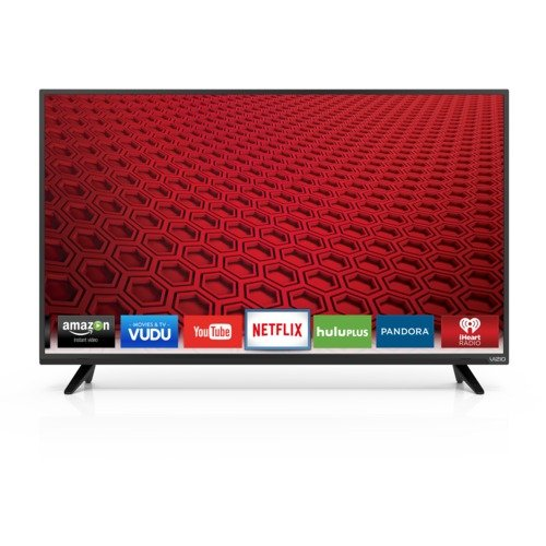 VIZIO E32-C1 32-Inch 1080p Smart LED TV (2015 Model)