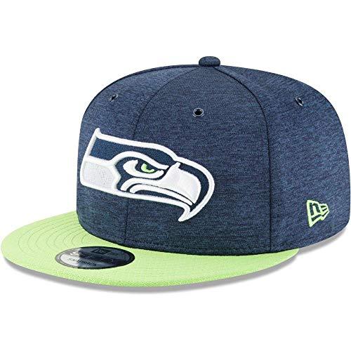 New Era 950 Onf18 Sl Hm Seasea Emea Seattle Seahawks Herren Cap M Dunkelblau