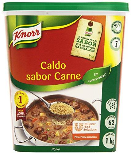 Knorr - Caldo sabor carne - Deshidratado - 1 kg