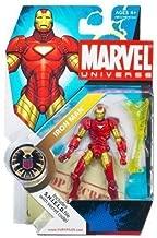 Marvel Universe Iron Man Figure - Fury Files Hasbro Legends 3 3/4