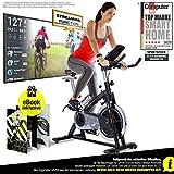 Ergometer Fahrrad SX200 Sportstech Profi Indoor Cycle SX200
