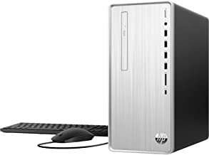 HP Pavilion Home and Business Desktop Core i7-8700, 16GB RAM, 1TB SSD+1TB HDD, Hexa-Core up to 4.60 Ghz, UHD Graphics 630, USB-C, Wi-Fi, Bluetooth, RJ-45 LAN, DVD-RW, SD Reader, Win 10