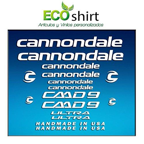 bester Test von cannondale e bike Eco Shirt C4-SDOD-IOJ8 Cannondale CADD9 Aufkleberrahmen Am27 Aufkleber Aufkleber Aufkleber Adesivi…
