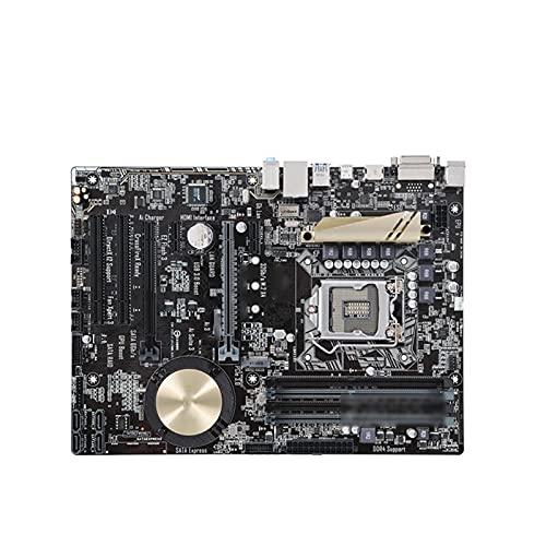 BEROVE Fit for ASUS Z170-P Desktop Z170 Z170M DDR4 Placa Base LGA 1151 I7 / I5 / I3 USB3.0 SATA3 Placa Madre Juego Pc