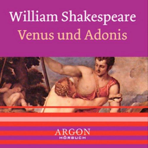 Venus und Adonis cover art