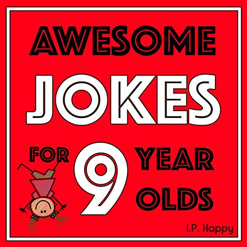 Awesome Jokes for 9 Year Olds  By  cover art